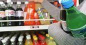 La compra de bebidas en los supermercados disminuyó un 14,2% en septiembre