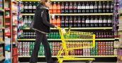 El consumo de bebidas cayó casi un 29% en los supermercados