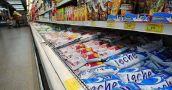 El consumo de lácteos en los supermercados creció un 15,4%