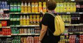 El consumo de bebidas en los supermercados bajó un 11,4% en agosto