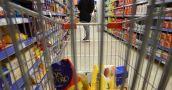 En marzo el consumo en los supermercados sufrió una caída del 27% en términos reales