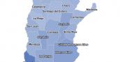 ¿En qué lugar del ranking nacional se encuentran los salarios privados en La Rioja?