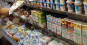 El consumo de lácteos aumentó un 6,6% entre septiembre y octubre