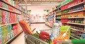 Las ventas en los supermercados subieron un 19% pero igual quedaron debajo de la inflación