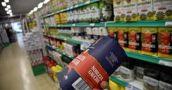 El consumo en los supermercados creció un 24,9% en diciembre
