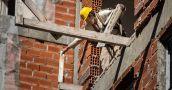 El empleo formal en la construcción sigue en caída libre