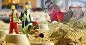 Construcción: el empleo formal rompió una racha negativa de tres años seguidos y creció un 28,4%