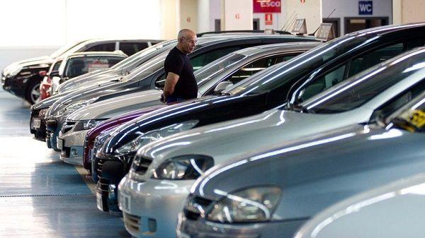 La venta de autos usados acumula nueve meses consecutivos con cifras en baja