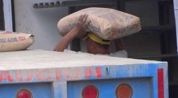 La venta de cemento bajó un 0,7% durante el acumulado enero-julio