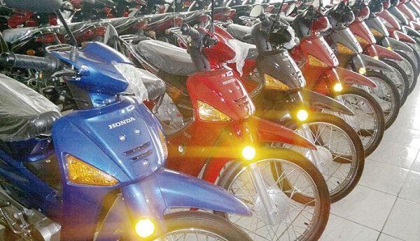 La venta de motos en la Provincia ya acumula 27 meses consecutivos con cifras en baja