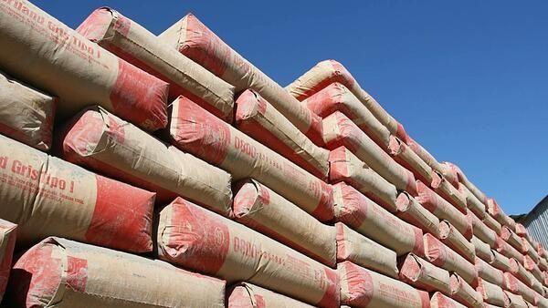 Cuarentena: en marzo cayó un 37,8% el consumo de cemento en la Provincia