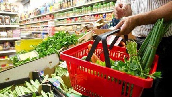 Las ventas en los supermercados disminuyeron un 20,4% en junio