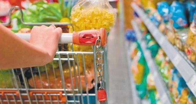 El consumo en los supermercados aumentó un 6%