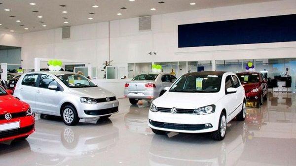 La venta de autos 0 km retrocedió un 42,1% en julio