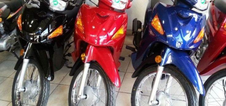 En agosto se vendieron casi la mitad de las motos que hace un año