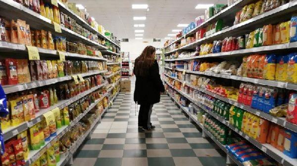 En agosto hubo una fuerte caída del consumo en los supermercados de la provincia