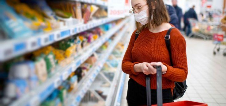 En abril el consumo en los supermercados de la provincia cayó un 21% en términos reales