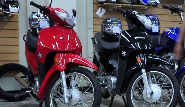 La venta de motos acumula 25 meses consecutivos con cifras en baja