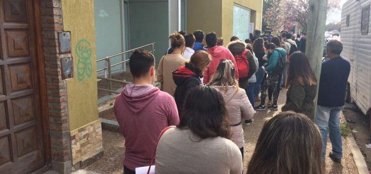 En la ciudad de La Rioja 30 mil personas tienen problemas de empleo