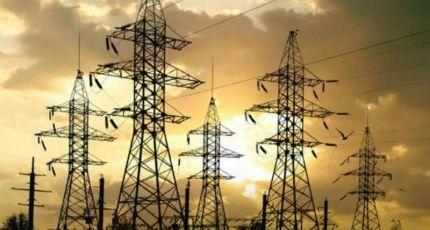 El consumo de energía eléctrica bajó un 2% en agosto